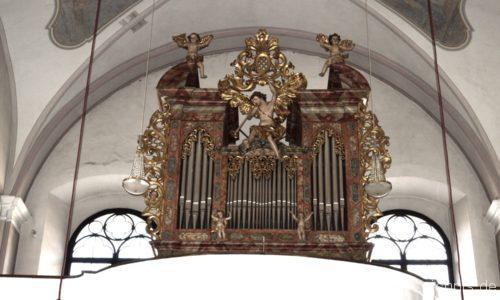 Maria Lankowitz St.Mariä Heimsuchung Prospekt I