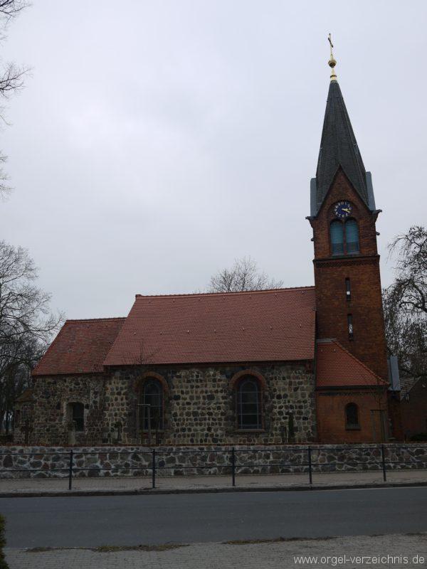 Schönefeld Grossziethen Dorfkirche I
