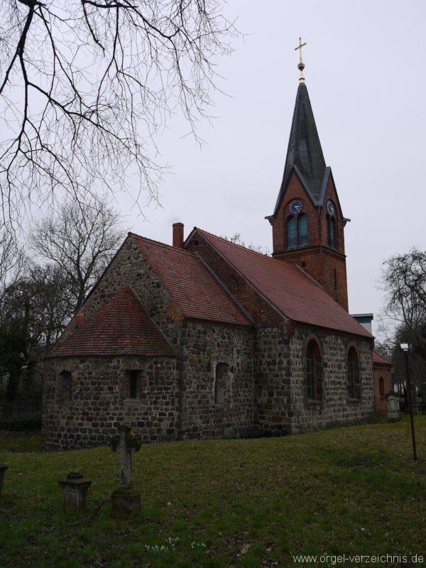 Schönefeld Grossziethen Dorfkirche II