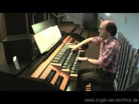 Felix Mendelssohn Bartholdy – 2. Sonate c-moll – Orgel Julian Bewig