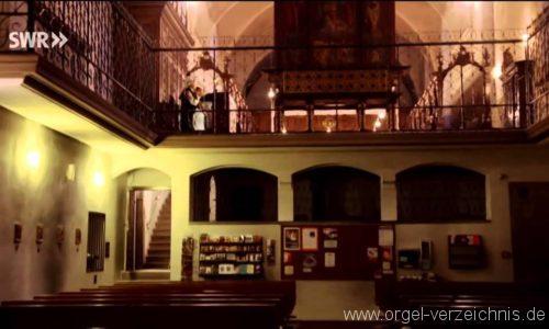 SWR Dokumentation – Orgelbau Jäger & Brommer ( Waldkirch )