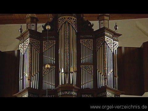 Wunderwerk Orgel – Dokumentation von NZZ Format (1995)