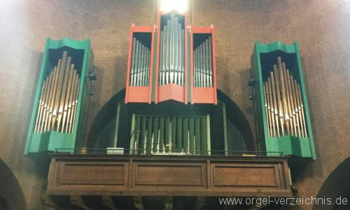 Bamberg - Erlöserkirche-Orgel
