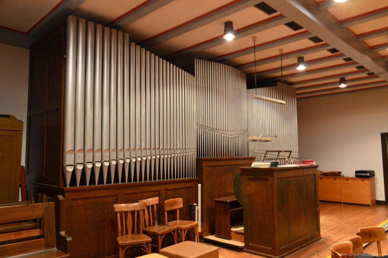 Gottmadingen Lutherkirche Prospekt I