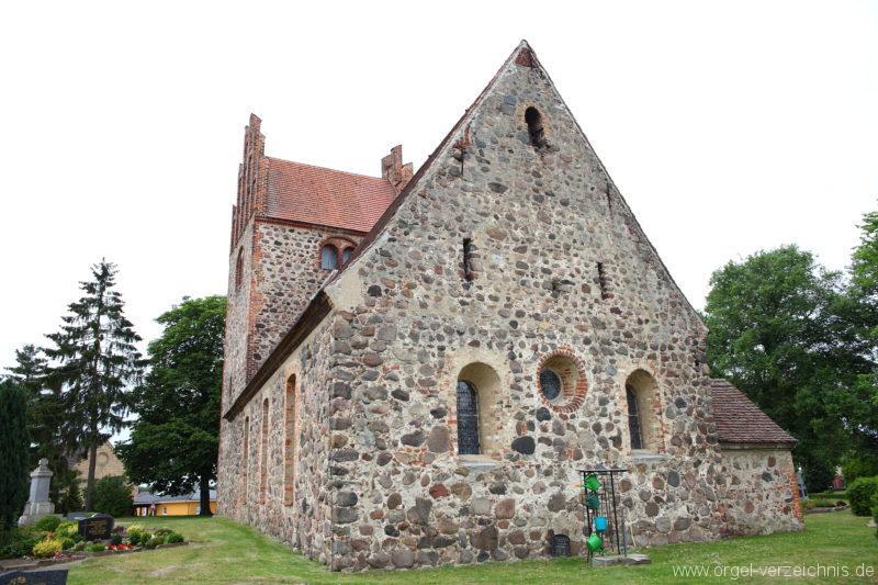 Herzberg ( Mark ) - Dorfkirche (11)