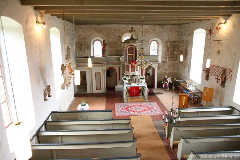 Herzberg ( Mark ) - Dorfkirche (24)