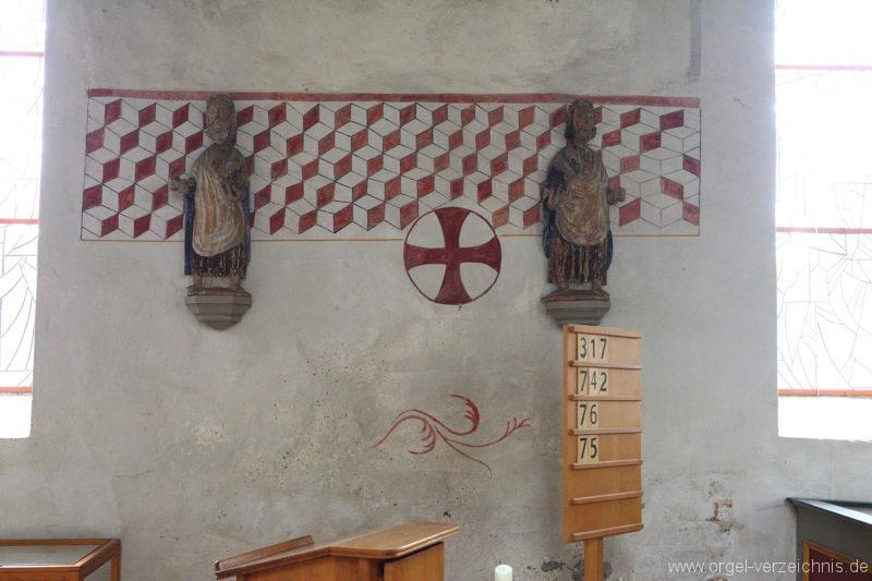 Herzberg ( Mark ) - Dorfkirche (34)
