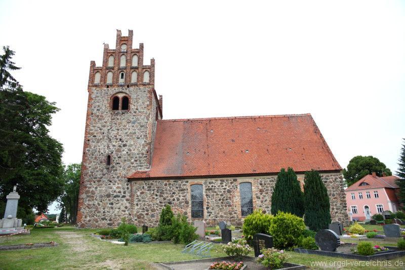 Herzberg ( Mark ) - Dorfkirche (47)