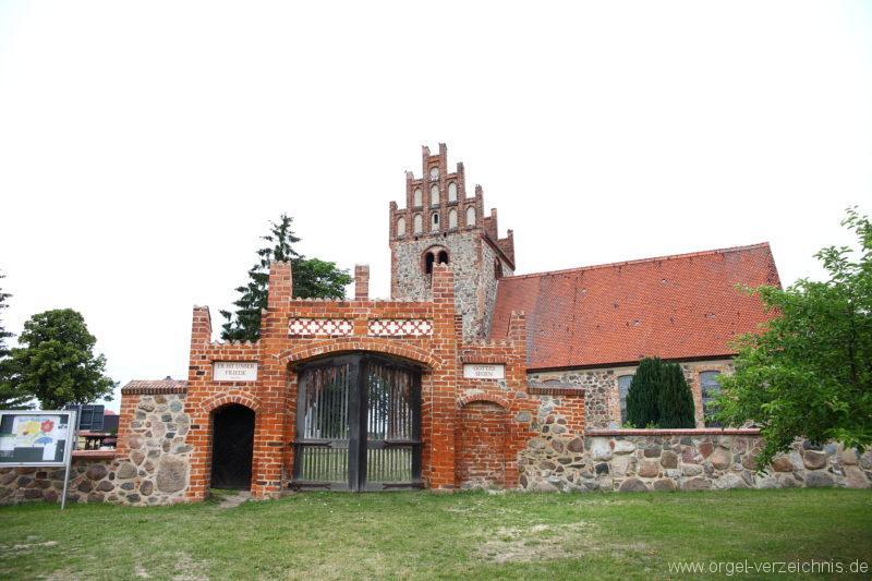 Herzberg ( Mark ) - Dorfkirche (48)