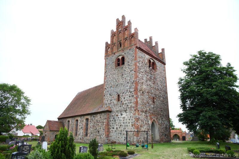 Herzberg ( Mark ) - Dorfkirche (5)