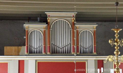 Herzberg ( Mark ) - Dorfkirche-Orgel (9)