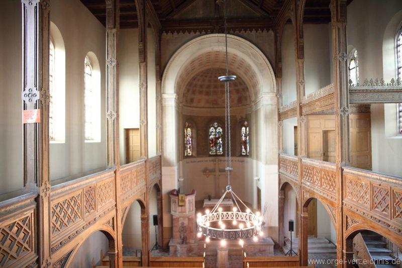 Langen - Fehrbellin - Stüler-Kirche Langen (19)