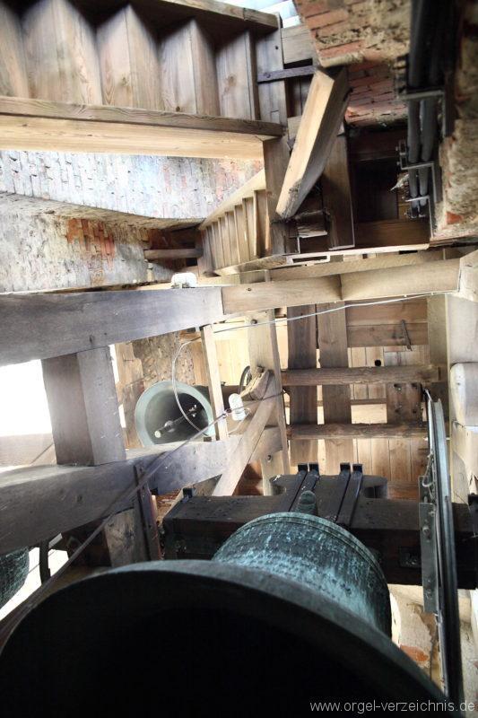 Langen - Fehrbellin - Stüler-Kirche Langen-Glocken-Glockenturm (9)
