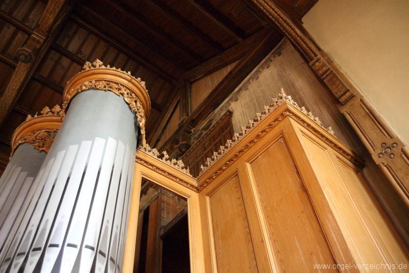 Langen - Fehrbellin - Stüler-Kirche Langen-Orgel (2)