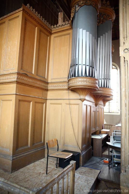 Langen - Fehrbellin - Stüler-Kirche Langen-Orgel (5)