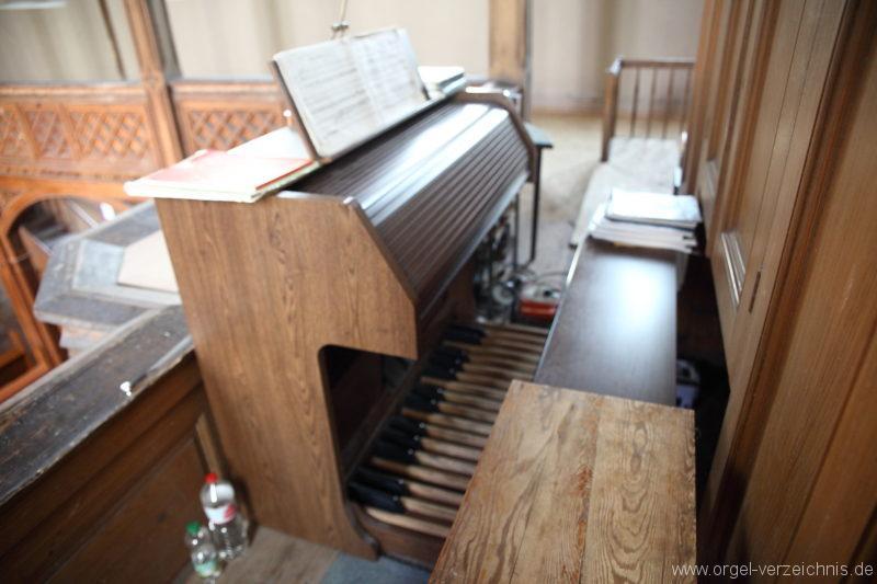 Langen - Fehrbellin - Stüler-Kirche Langen-Orgel-privat (2)