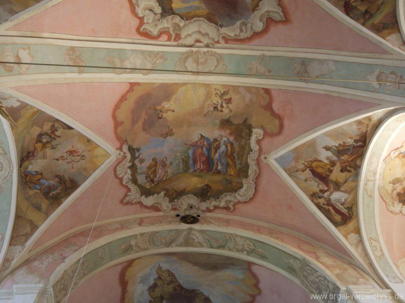 Maihingen ehemalige Klosterkirche Zur unbefleckten Empfängnis (2)