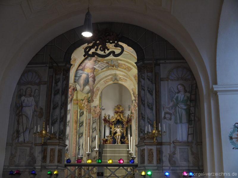 Maihingen ehemalige Klosterkirche Zur unbefleckten Empfängnis (8)
