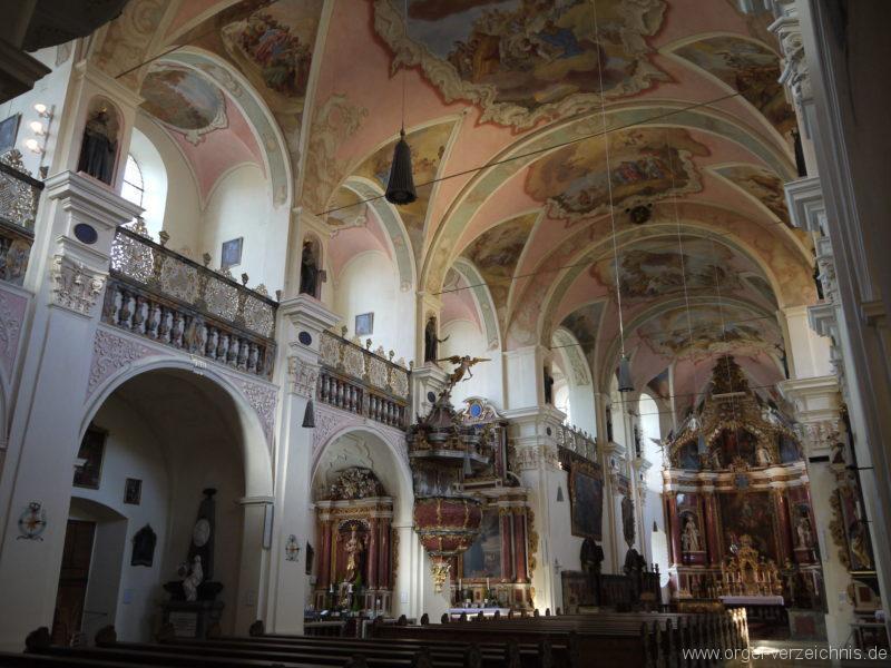 Maihingen ehemalige Klosterkirche Zur unbefleckten Empfängnis (9)