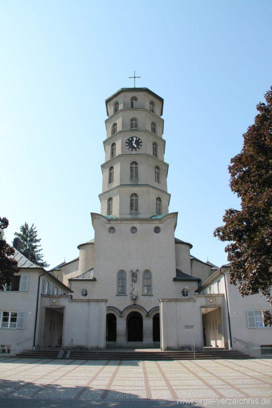 Bregenz Mariahilf Aussenansicht I