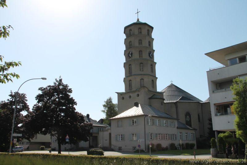 Bregenz Mariahilf Aussenansicht III