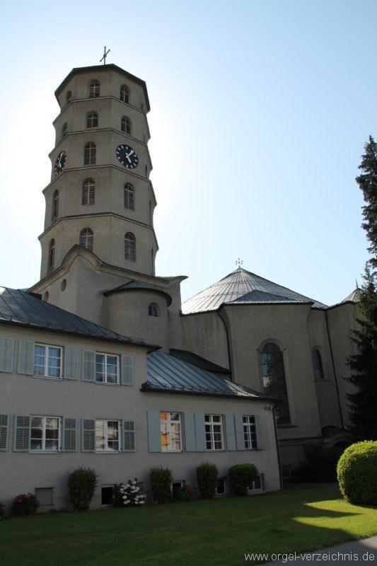Bregenz Mariahilf Aussenansicht IV