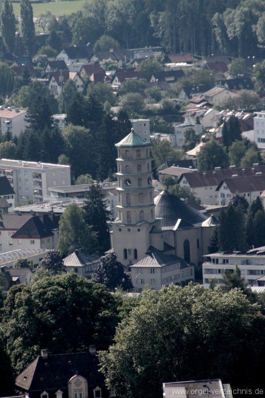 Bregenz Mariahilf Aussenansicht VI
