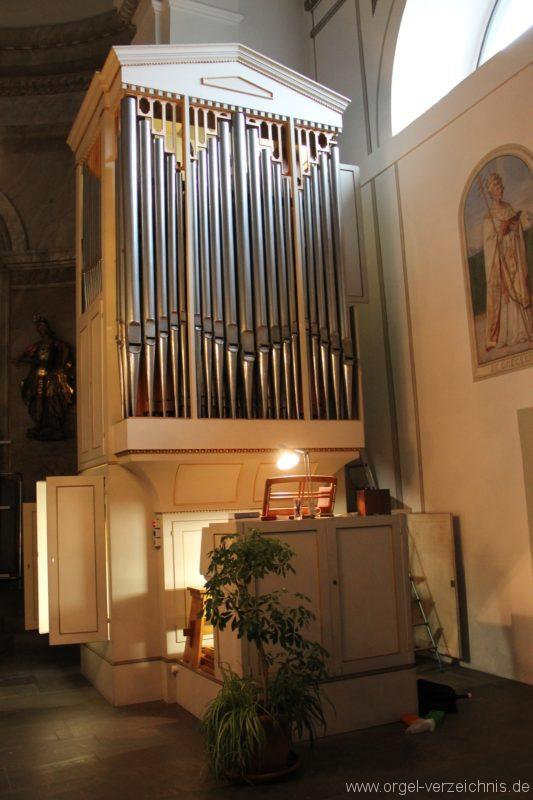 Dornbirn St. Martin Chororgel Prospekt