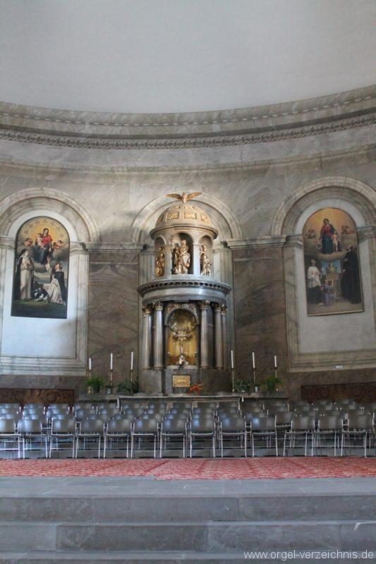 Dornbirn St. Martin Hochaltar