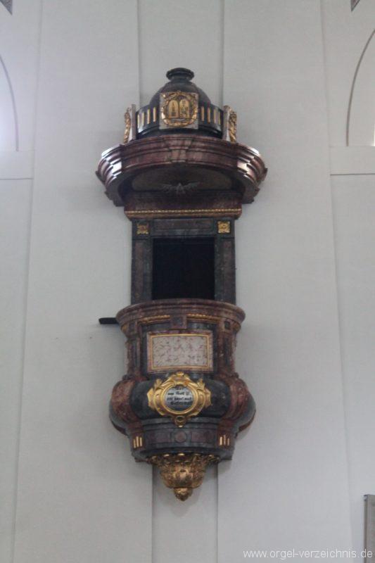 Dornbirn St. Martin KanzeI