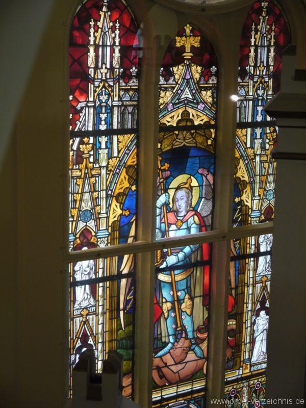 Großbeeren Evangelische Dorfkirche Fenster II