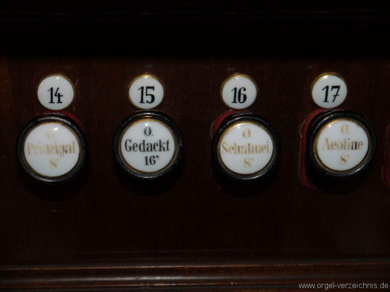 Großbeeren Evangelische Dorfkirche Register (5)