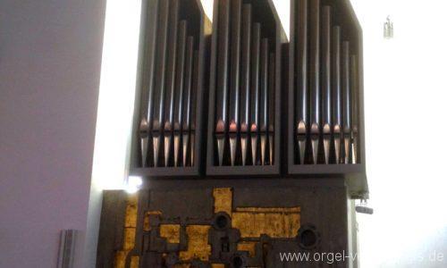 Laubach Heilig Geist Kirche Prospekt  (1)