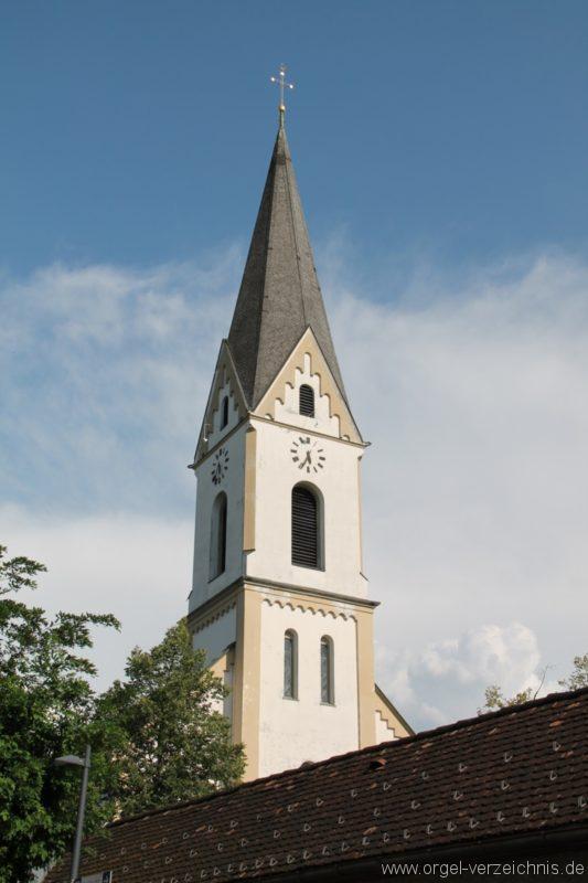 Lauterach St. Georg Aussenansicht I