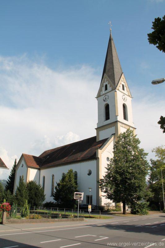 Lauterach St. Georg Aussenansicht II