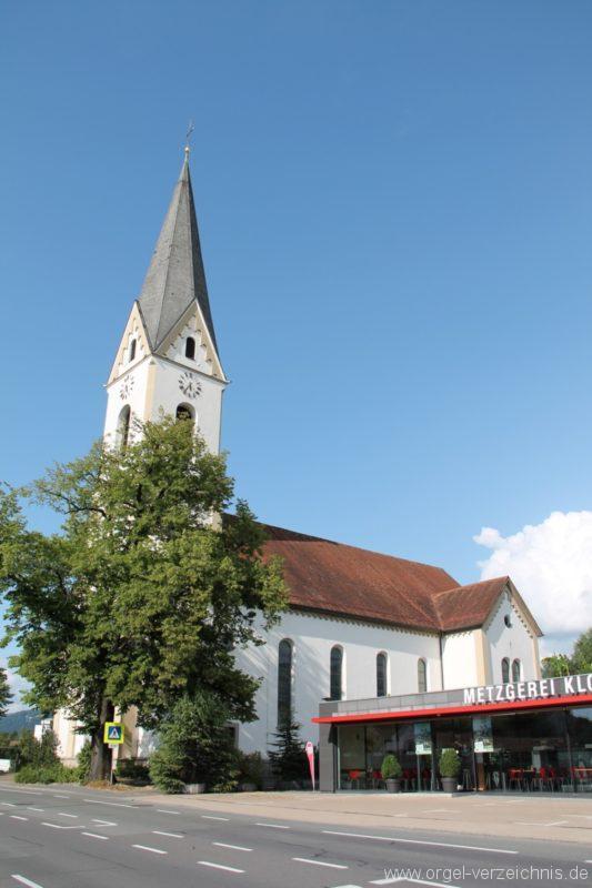 Lauterach St. Georg Aussenansicht III