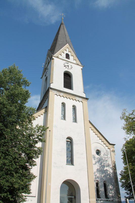 Lauterach St. Georg Aussenansicht V