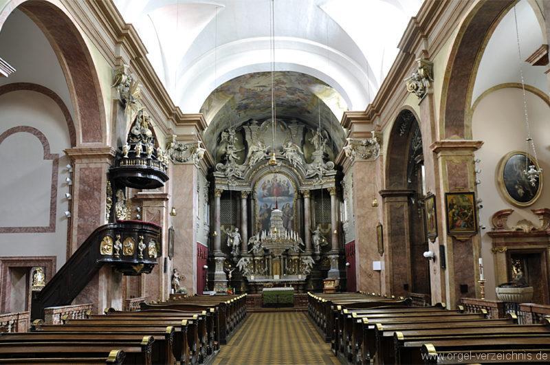 Wien - Weiden - Paulanerkirche (8)