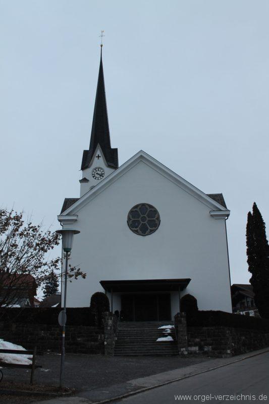 Lingenau Johannes der Täufer Kirchenäusseres I