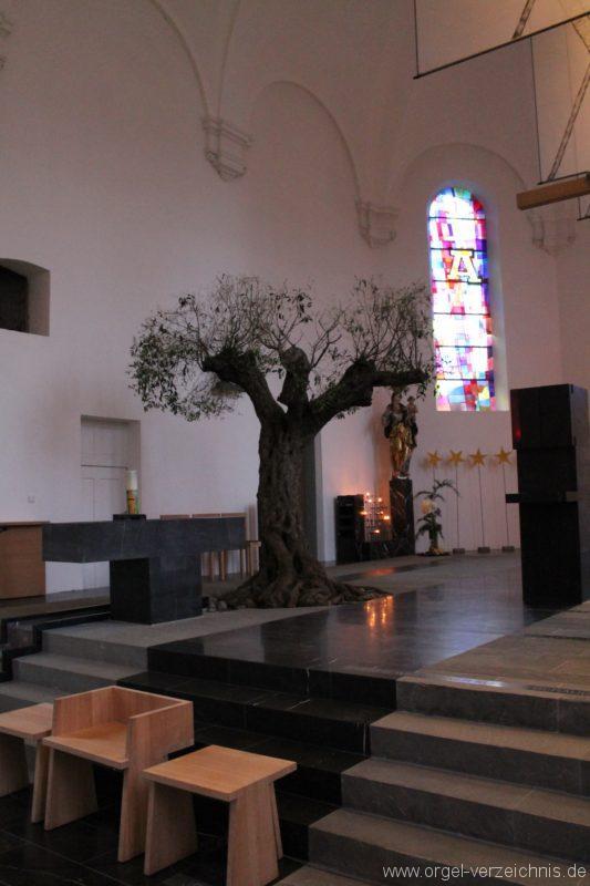 Lingenau Johannes der Täufer Oelbaum II