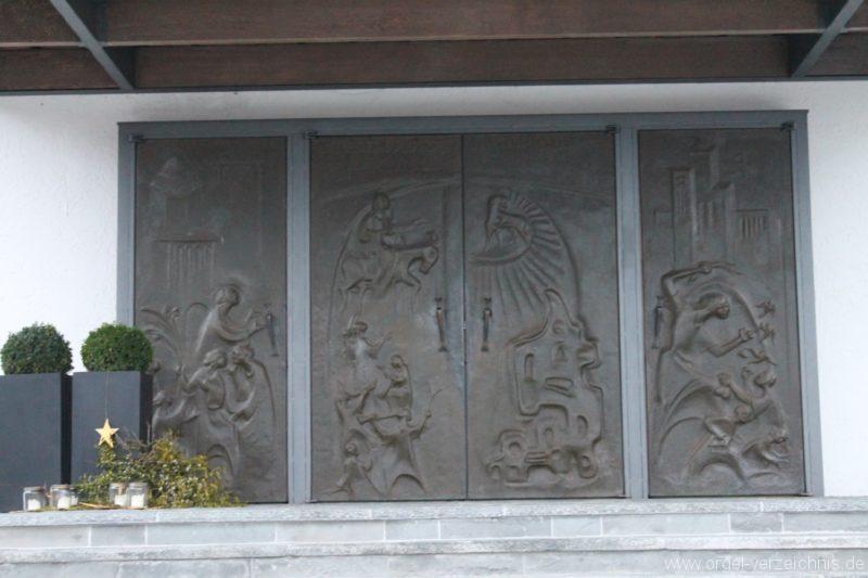 Lingenau Johannes der Täufer Portal
