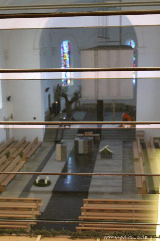 Lingenau Johannes der Täufer Schwellwerk VI