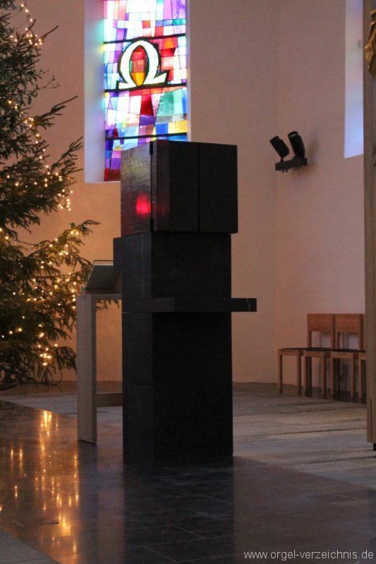 Lingenau Johannes der Täufer Tabernakel Ewiges Licht