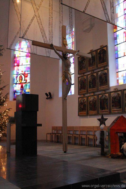 Lingenau Johannes der Täufer Tabernakel Ewiges Licht II
