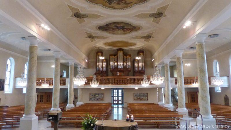Bad Krozingen St. Alban Prospekt V