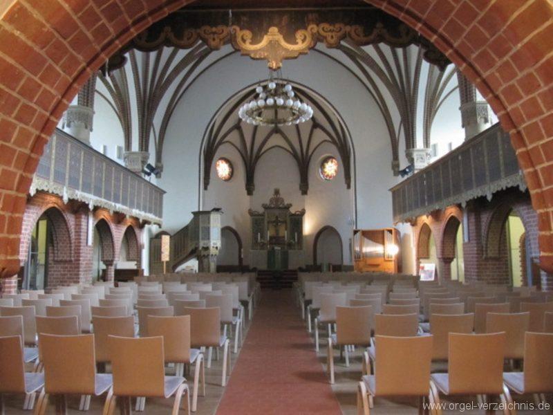 Berlin Oberschöneweide Christuskirche Innenansicht (4)