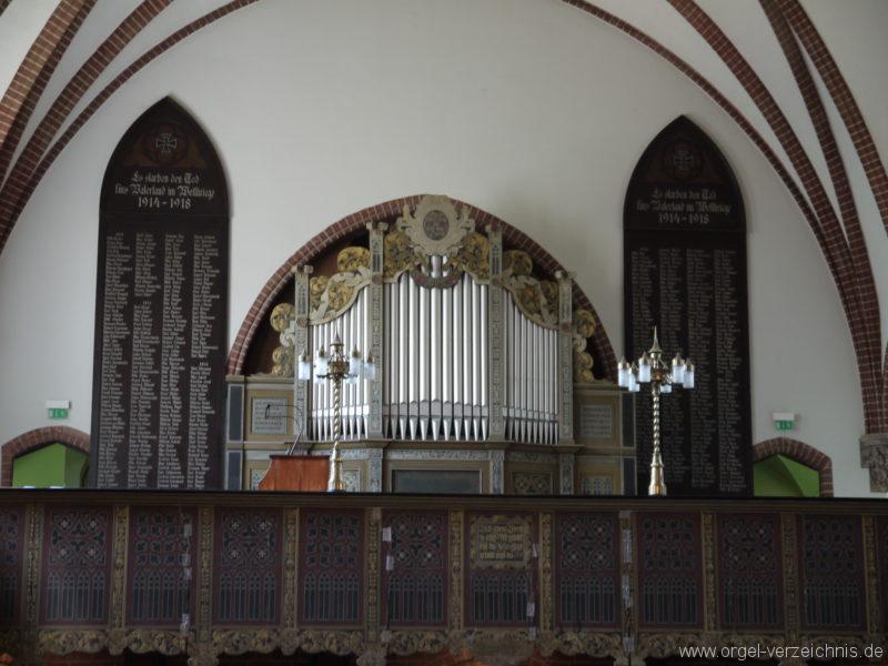 Berlin Oberschöneweide Christuskirche Orgelprospekt (4)