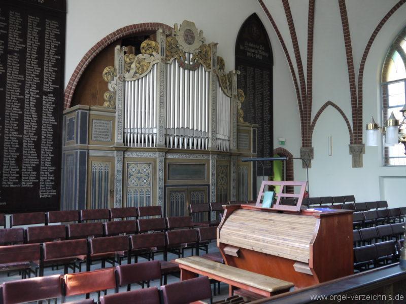 Berlin Oberschöneweide Christuskirche Orgelprospekt (5)