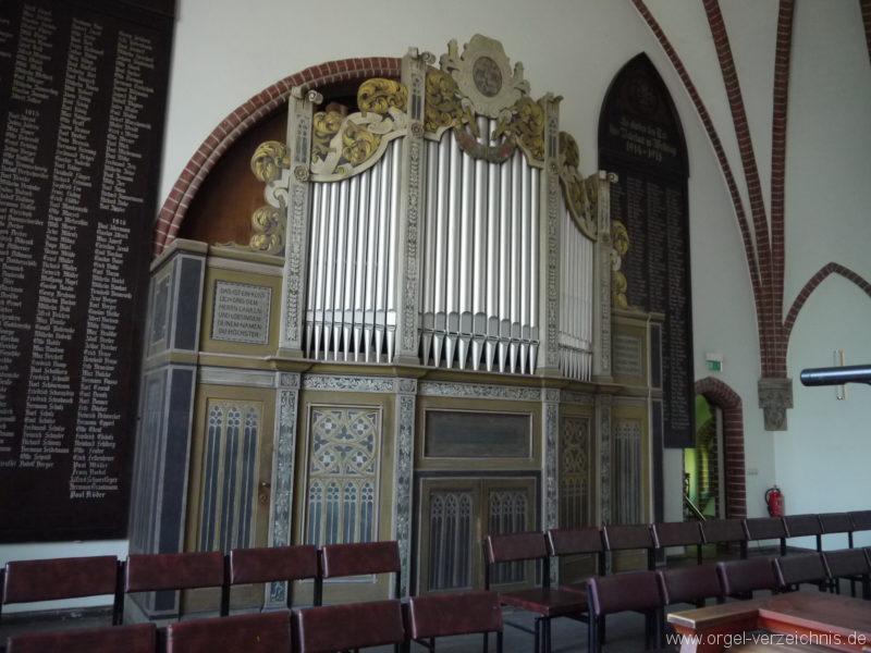 Berlin Oberschöneweide Christuskirche Orgelprospekt (6)
