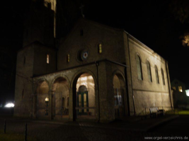 Birkenwerder Evangelische Kirche Aussenansicht I